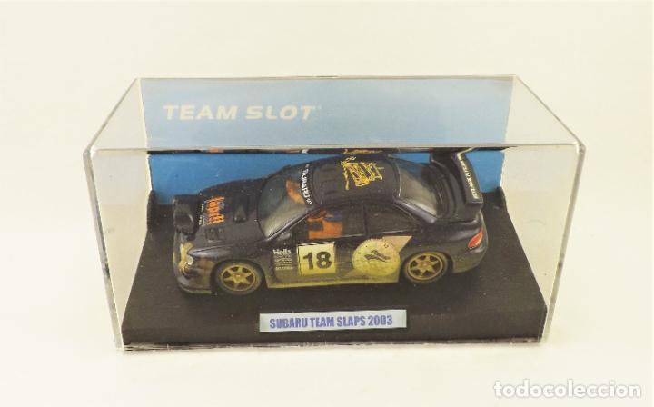 Slot Cars: Team Slot Subaru Team Slaps 2003 Edición. Limitada 100 unidades - Foto 5 - 199062875