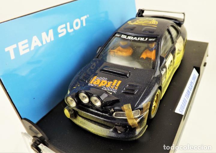 TEAM SLOT SUBARU TEAM SLAPS 2003 EDICIÓN. LIMITADA 100 UNIDADES (Juguetes - Slot Cars - Team Slot)