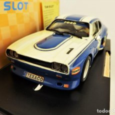 Slot Cars: TEAM SLOT FORD CAPRI EDICIÓN. LIMITADA 1000 UNIDADES. Lote 199063147