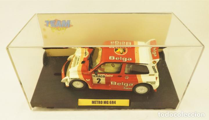 Slot Cars: Team Slot Metro MG 6R4 Edición. Limitada 1000 unidades - Foto 4 - 199063451