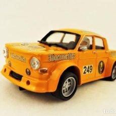 Slot Cars: TEAM SLOT SIMCA 1000 RALLYE 2 EDICIÓN. LIMITADA . Lote 199291890