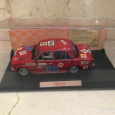 "Slot Cars: TEAM SLOT SEAT 124 ""FU"" REF-73902 RESINA. Lote 202477848"