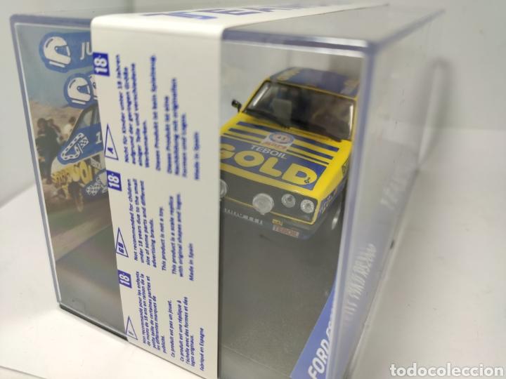 Slot Cars: NOVEDAD TEAM SLOT FORD ESCORT MKII RS2000 1000 LAKES RALLY 79 REF. 12707 - Foto 2 - 244891960