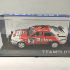 Slot Cars: TEAM SLOT AUDI QUATTRO A1 BOUCLES DE SPA' 83 REF. 12303. Lote 204667955