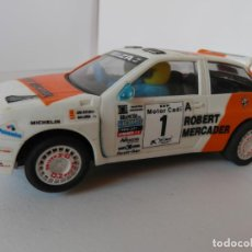 Slot Cars: SCALEXTRIC - SEAT IBIZA - KIT CAR - SIN REF. - PERFECTO ESTADO - VER FOTOS Y DESCRIPCION. Lote 204677810