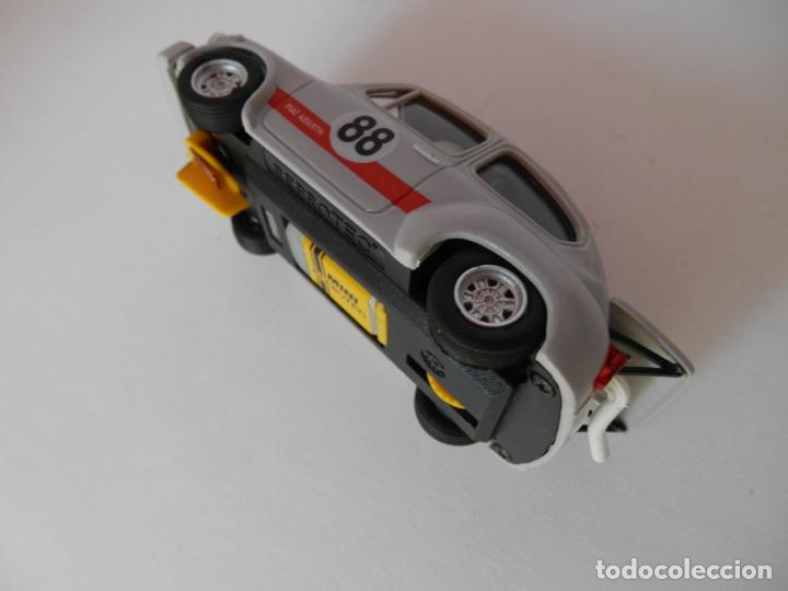 Slot Cars: SCALEXTRIC - FIAT ABARTH 1000 TCR - Ref. 1950 - PERFECTO ESTADO - VER FOTOS Y DESCRIPCION - Foto 4 - 204679586