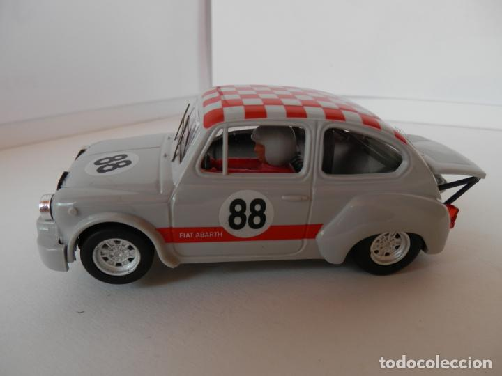 SCALEXTRIC - FIAT ABARTH 1000 TCR - REF. 1950 - PERFECTO ESTADO - VER FOTOS Y DESCRIPCION (Juguetes - Slot Cars - Team Slot)
