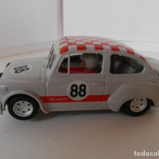 Slot Cars: SCALEXTRIC - FIAT ABARTH 1000 TCR - REF. 1950 - PERFECTO ESTADO - VER FOTOS Y DESCRIPCION. Lote 204679586