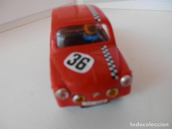 Slot Cars: SCALEXTRIC - SEAT 600 VINTAGE - Ref. 8333 - PERFECTO ESTADO - VER FOTOS Y DESCRIPCION - Foto 2 - 204683156