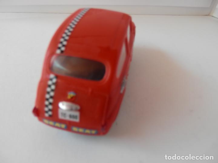 Slot Cars: SCALEXTRIC - SEAT 600 VINTAGE - Ref. 8333 - PERFECTO ESTADO - VER FOTOS Y DESCRIPCION - Foto 3 - 204683156