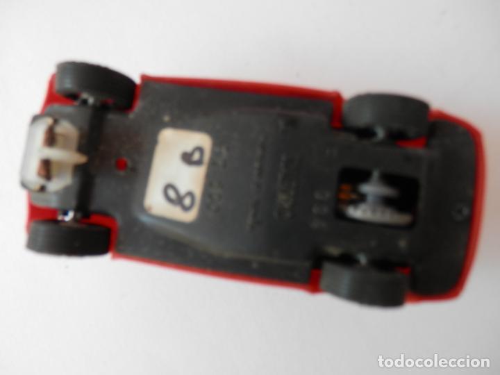 Slot Cars: SCALEXTRIC - SEAT 600 VINTAGE - Ref. 8333 - PERFECTO ESTADO - VER FOTOS Y DESCRIPCION - Foto 4 - 204683156