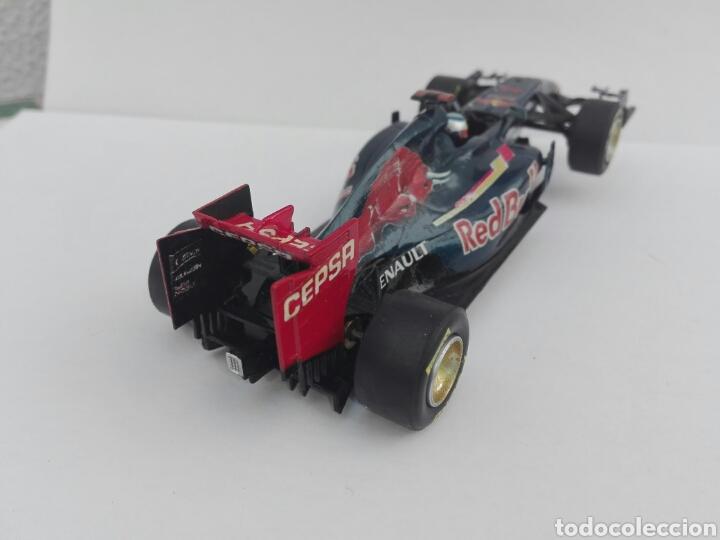 Slot Cars: -TORO ROSSO GP 1 SAIZ Nº 55 - PINTADO A MANO CON CALCAS - Foto 12 - 204771960