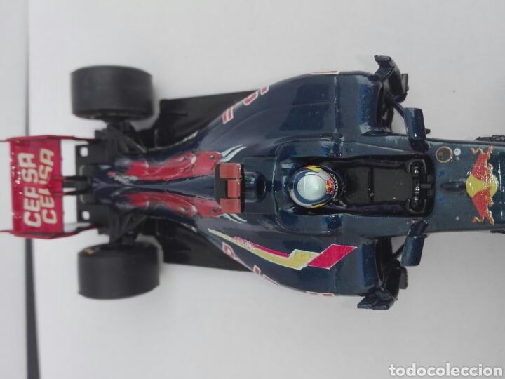 Slot Cars: -TORO ROSSO GP 1 SAIZ Nº 55 - PINTADO A MANO CON CALCAS - Foto 15 - 204771960
