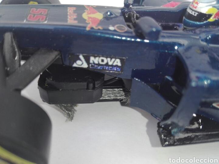 Slot Cars: -TORO ROSSO GP 1 SAIZ Nº 55 - PINTADO A MANO CON CALCAS - Foto 18 - 204771960