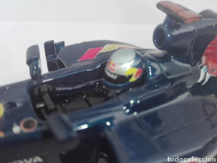 Slot Cars: -TORO ROSSO GP 1 SAIZ Nº 55 - PINTADO A MANO CON CALCAS - Foto 22 - 204771960