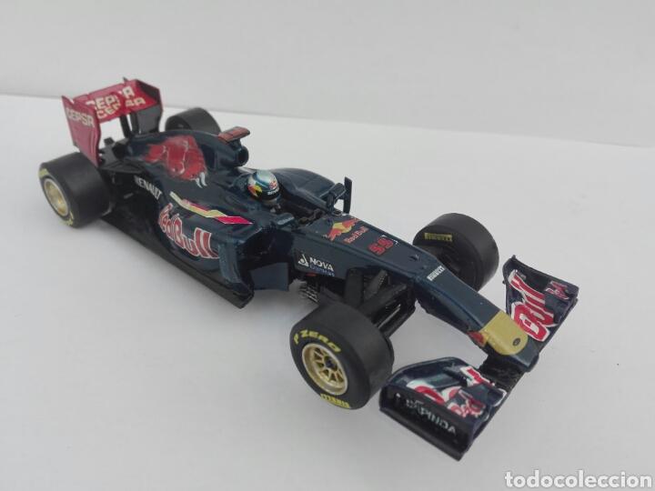 -TORO ROSSO GP 1 SAIZ Nº 55 - PINTADO A MANO CON CALCAS (Juguetes - Slot Cars - Team Slot)