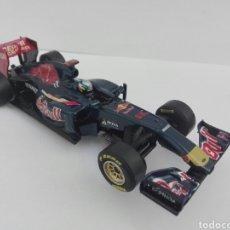 Slot Cars: -TORO ROSSO GP 1 SAIZ Nº 55 - PINTADO A MANO CON CALCAS. Lote 204771960