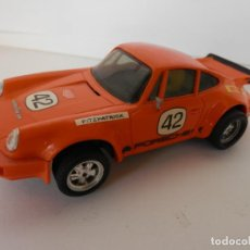 Slot Cars: SCALEXTRIC - PORSCHE CARRERA - PERFECTO ESTADO - VER FOTOS Y DESCRIPCION. Lote 204808126