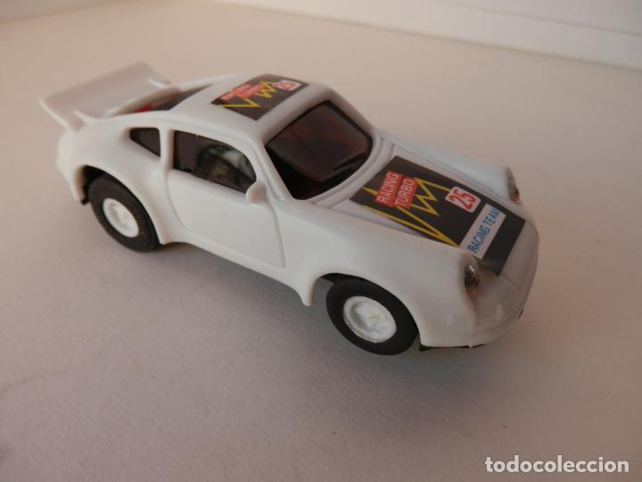 Slot Cars: SCALEXTRIC - ELECTRICO DE PISTA - No Scalextric ni Carrera ¿-? - BUEN ESTADO - VER FOTOS Y DESCRIPCI - Foto 2 - 204815772
