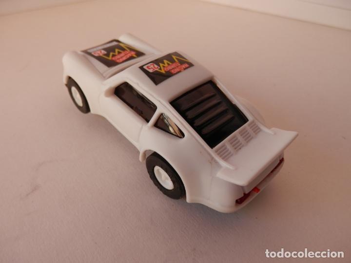 Slot Cars: SCALEXTRIC - ELECTRICO DE PISTA - No Scalextric ni Carrera ¿-? - BUEN ESTADO - VER FOTOS Y DESCRIPCI - Foto 3 - 204815772