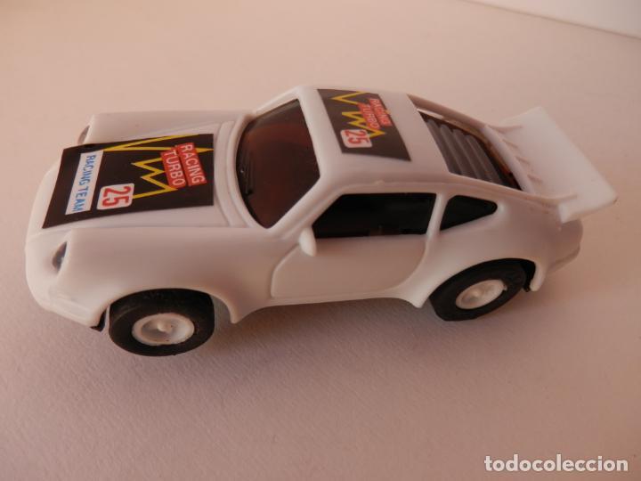 SCALEXTRIC - ELECTRICO DE PISTA - NO SCALEXTRIC NI CARRERA ¿-? - BUEN ESTADO - VER FOTOS Y DESCRIPCI (Juguetes - Slot Cars - Team Slot)
