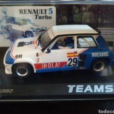 Slot Cars: RENAULT 5 TURBO.. Lote 205726970