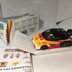 Slot Cars: TEAM SLOT NEW BEETLE F1 REPSOL REF. 73002 RESINA. Lote 207019728