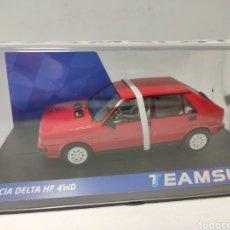 Slot Cars: TEAM SLOT LANCIA DELTA HF 4WD RED REF. 12901 TEAMSLOT. Lote 208073718