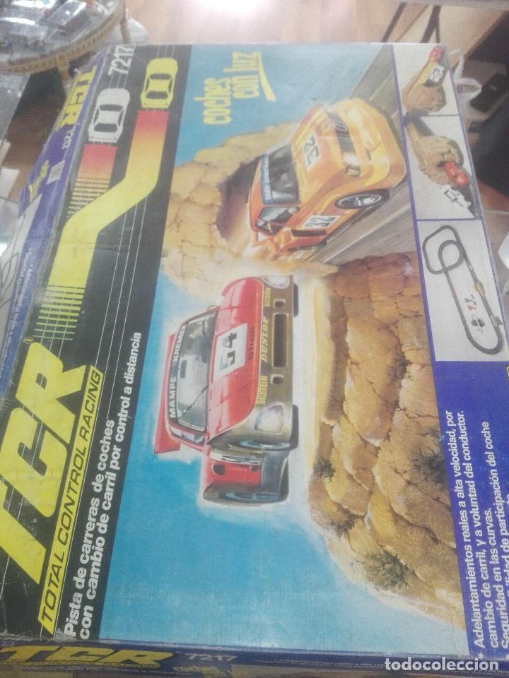 TCR 7217 CON CAJA -- (Juguetes - Slot Cars - Team Slot)