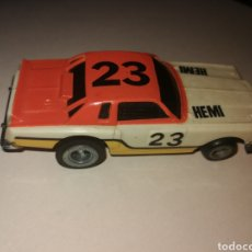 Slot Cars: COCHE TCR IDEAL TOY. Lote 209593310