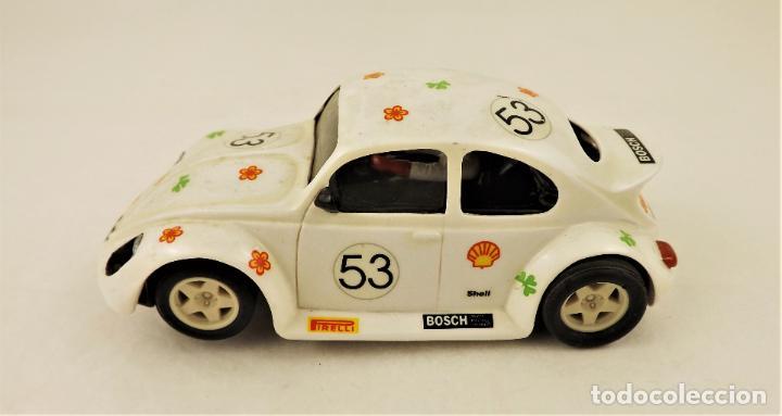 Slot Cars: Team Slot Volkswagen Bettle Racing - Foto 2 - 210223037