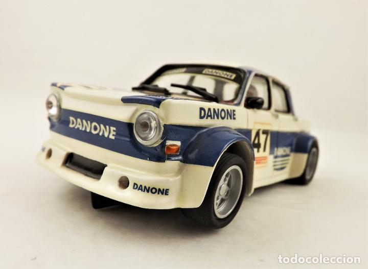 Slot Cars: Team Slot Simca 1000 Gr4 Danone Ed. Limitada - Foto 2 - 213100912