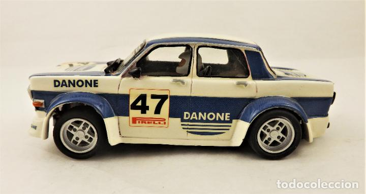 Slot Cars: Team Slot Simca 1000 Gr4 Danone Ed. Limitada - Foto 3 - 213100912