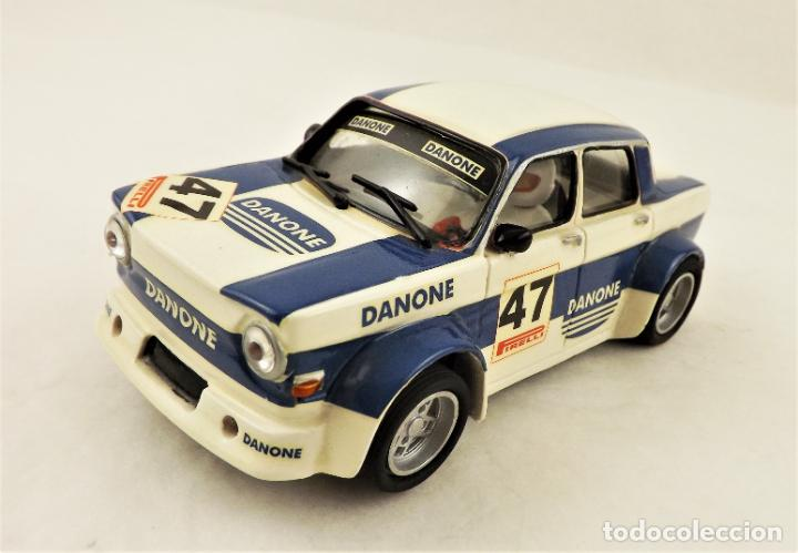 TEAM SLOT SIMCA 1000 GR4 DANONE ED. LIMITADA (Juguetes - Slot Cars - Team Slot)