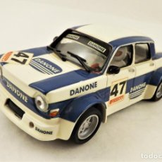 Slot Cars: TEAM SLOT SIMCA 1000 GR4 DANONE ED. LIMITADA. Lote 213100912