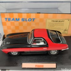 Slot Cars: TEAM SLOT PEGASO EDICIÓN LIMITADA. Lote 213188730
