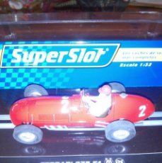 Slot Cars: SUPERSLOT SCX SLOT SCALEXTRIC. Lote 213532370