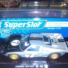 Slot Cars: SUPERSLOT SCX SLOT SCALEXTRIC. Lote 213532893