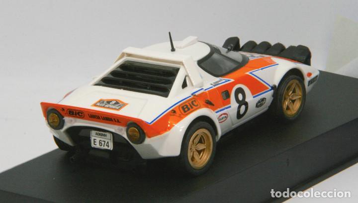 Slot Cars: Lancia Stratos Bic Rallye Acropolis 1978 (Team Slot) - Foto 4 - 215653531
