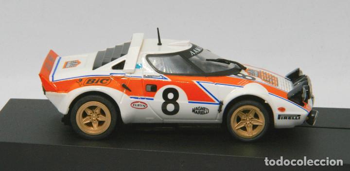 Slot Cars: Lancia Stratos Bic Rallye Acropolis 1978 (Team Slot) - Foto 5 - 215653531