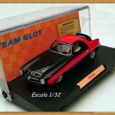 Slot Cars: TEAM SLOT REF 74601 PEGASO THRILL - MODELO DE LA SERIE B / CAJA DE LA SERIE A. Lote 196527342