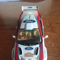Slot Cars: SCALEXTRIC RESINA FORD FOCUS. Lote 218055585