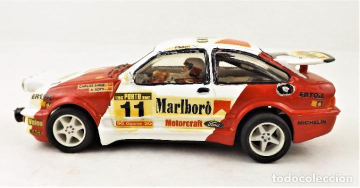 Slot Cars: Team Slot Ford Sierra Sainz/Boto (Carrocería completa) - Foto 3 - 219888785