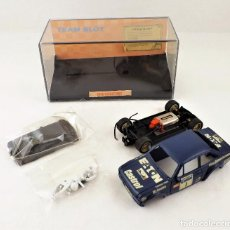 Slot Cars: TEAM SLOT FORD ESCORT MKII REF 74301. Lote 220103316