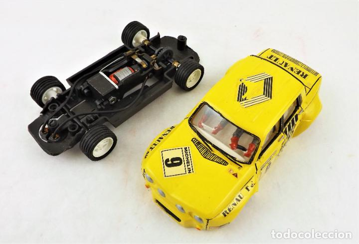 Slot Cars: Team Slot RENAULT 8 TS GR 5 ref 71602 - Foto 2 - 220103765