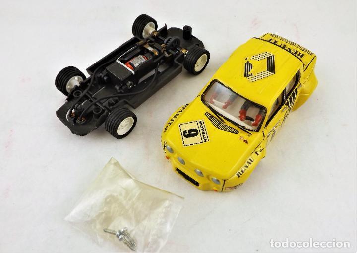 Slot Cars: Team Slot RENAULT 8 TS GR 5 ref 71602 - Foto 3 - 220103765
