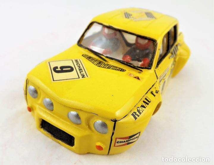 Slot Cars: Team Slot RENAULT 8 TS GR 5 ref 71602 - Foto 6 - 220103765