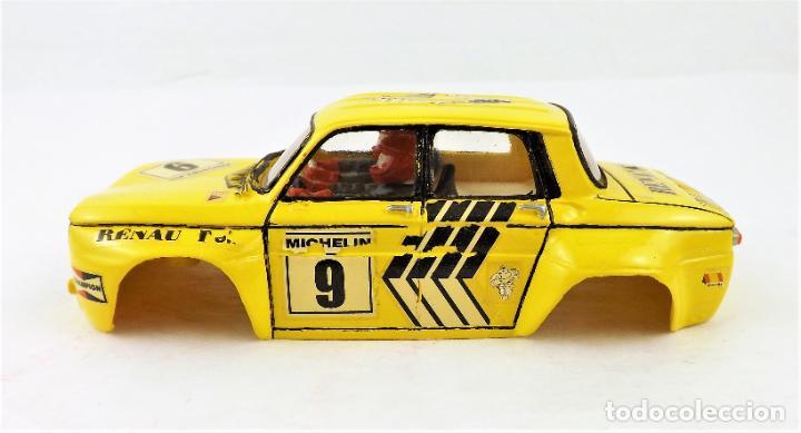 Slot Cars: Team Slot RENAULT 8 TS GR 5 ref 71602 - Foto 7 - 220103765