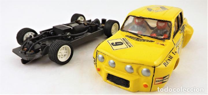 TEAM SLOT RENAULT 8 TS GR 5 REF 71602 (Juguetes - Slot Cars - Team Slot)