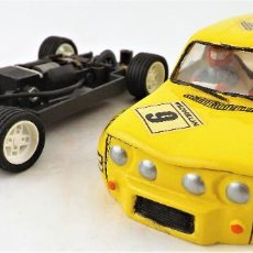 Slot Cars: TEAM SLOT RENAULT 8 TS GR 5 REF 71602. Lote 220103765